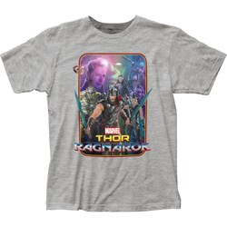 Thor Ragnarok - Mens Group Jersey T-Shirt