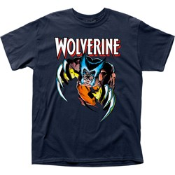 Wolverine - Mens Attack T-Shirt