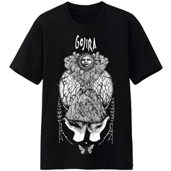 Gojira - Mens Magma Woods T-Shirt