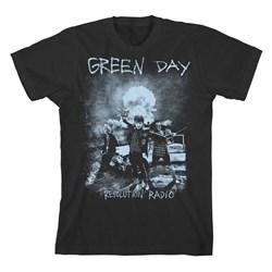 Green Day - Mens Gd Nuke T-Shirt