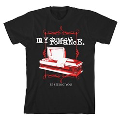 My Chemical Romance - Mens Coffin T-Shirt