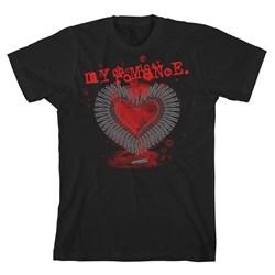 My Chemical Romance - Mens Smoking Gun T-Shirt