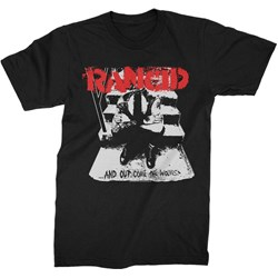 Rancid - Mens And Out Come The Wolves T-Shirt