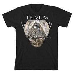 Trivium - Mens Triangular War T-Shirt