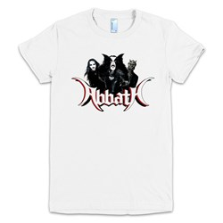 Abbath - Womens Band T-Shirt