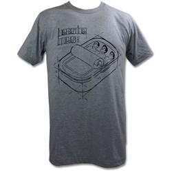 Beastie Boys - Mens Sardine Blueprint T-Shirt