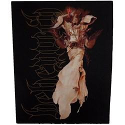 Behemoth - Unisex-Adult Angel Patch