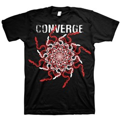 Converge - Mens Snakes T-Shirt