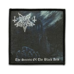 Dark Funeral - Unisex-Adult Secrets Of The Black Arts Patch
