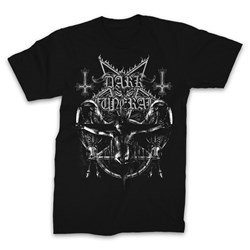 Dark Funeral - Mens Crucified T-Shirt