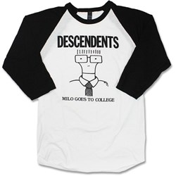 Descendents - Mens Milo Goes To College T-Shirt