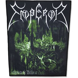 Emperor - Unisex-Adult Anthems Patch