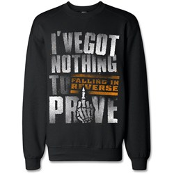 Falling In Reverse - Mens Nothing To Prove Sweater
