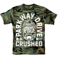 Parkway Drive - Mens Crushed Can T-Shirt