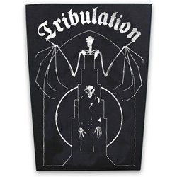Tribulation - Unisex-Adult Bat Patch