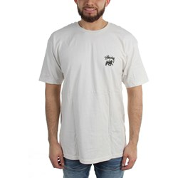 Stussy - Mens Lion Shield T-Shirt