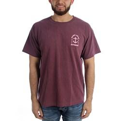 Dark Seas - Mens Water Drop Pigment T-Shirt