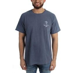 Dark Seas - Mens Bon Voyage Pigment T-Shirt