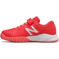 New Balance - Unisex-Child Hard Court KC696 Shoes