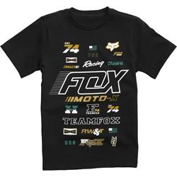Fox - Boy's Youth Edify T-Shirt