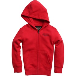 Fox - Boy's Youth Edify Zip Fleece Hoodie