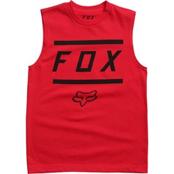 Fox - Boy's Yth Listless Muscle Tank Top