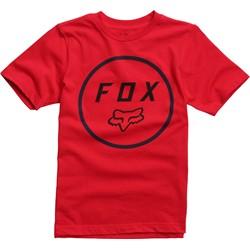 Fox - Boy's Youth Settled T-Shirt