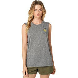 Fox - Junior's Rosey Muscle Tank Top