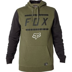 Fox - Men's Listless Pullover Fleece Hoodie