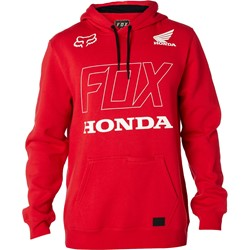 Fox - Men's Fox Honda Pullover Fleece Hoodie