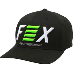 Fox - Men's Fox Pro Circuit Flexfit Hat