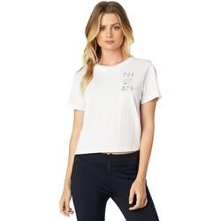 Fox - Junior's Rosey Crop T-Shirt