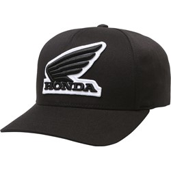 Fox - Boy's Youth Fox Honda Flexfit Hat