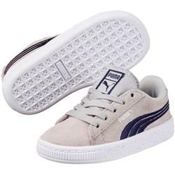 PUMA Kids' Suede Classic Badge Inf Sneaker
