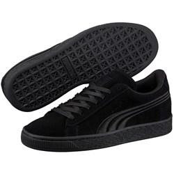 PUMA Unisex-Kids Suede Classic Badge Sneaker