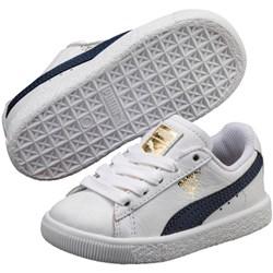 PUMA - Infant Clyde Core L Foil Shoes