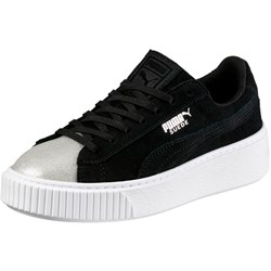 PUMA - Kids Suede Platform Glam Shoes