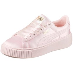PUMA - Kids Basket Platform Tween Shoes