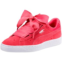 PUMA - Kids Suede Heart Valentine Shoes