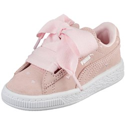 PUMA - Infant Suede Heart Valentine Shoes