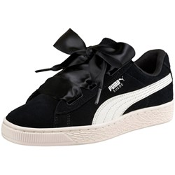 PUMA - Kids Suede Heart Jewel Shoes