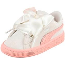 PUMA - Infant Suede Heart Jewel Shoes