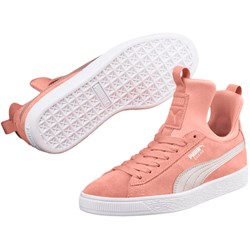 PUMA - Kids Suede Fierce Shoes