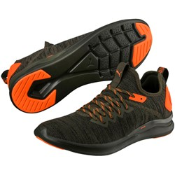 PUMA - Mens Ignite Flash Evoknit Unrest Shoes