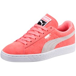 PUMA - Womens Suede Classic Shoes
