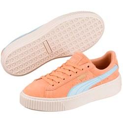 PUMA - Kids Suede Platform Snk Shoes