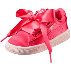 PUMA - Pre-School Basket Heart Tween Shoes