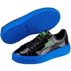PUMA - Kids Basket Platform Block Shoes