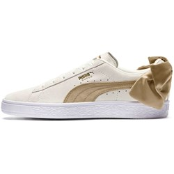 PUMA - Womens Suede Bow Varsity Shoes
