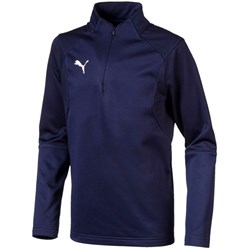 PUMA - Kids Liga Training 1/4 Zip Top Jr